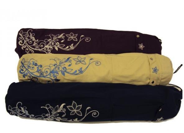 Wildflower tas voor je Yoga Mat