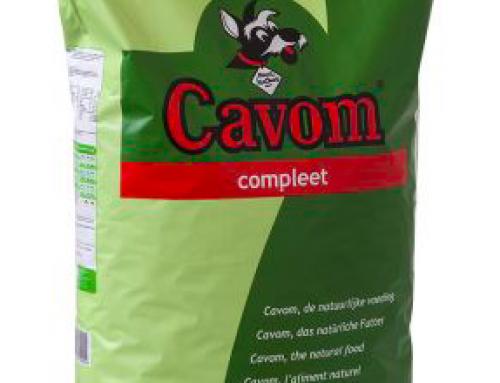Cavom Compleet 20 KG Hondenvoer Aanbieding