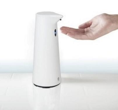 elektrische zeepdispenser umbra finch wit
