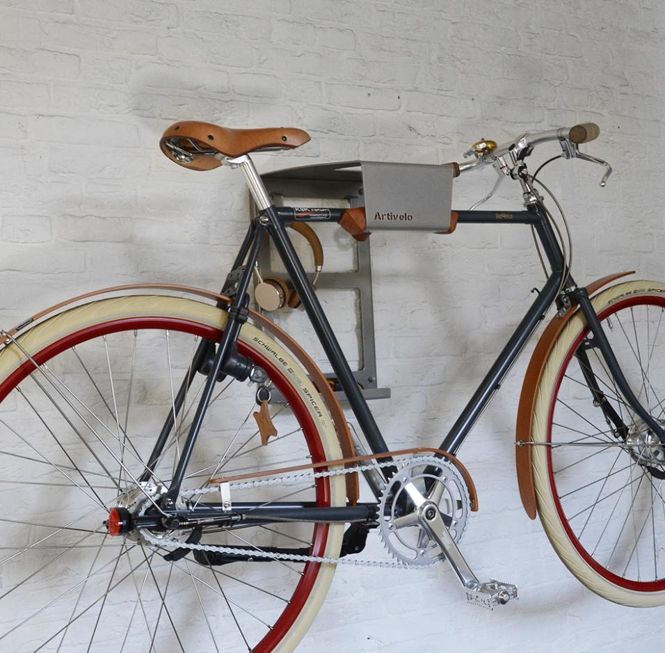mooi design fiets ophangbeugel