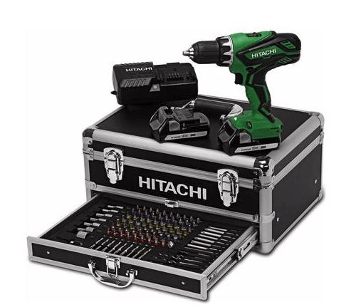 Hitachi - DS18DJL - accuboor