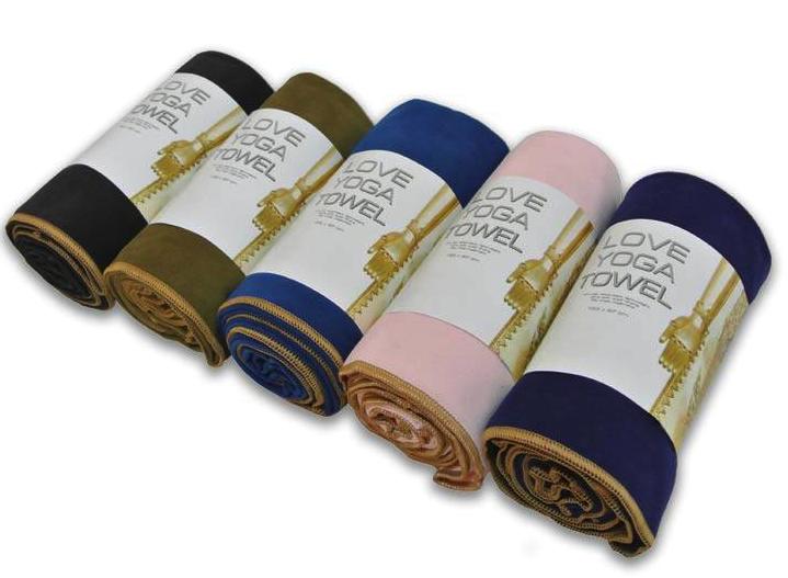Antislip Yoga Handdoek