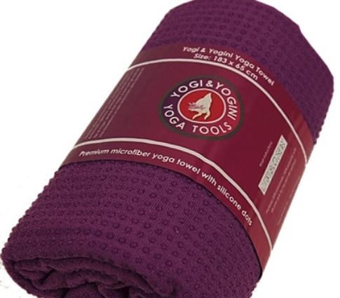 Antislip laag yoga handdoek