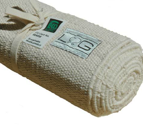 Katoenen Yoga Handdoek