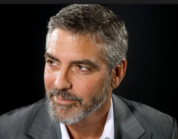 George Cloony Baard