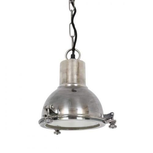 Barbados Hanglamp Zilver