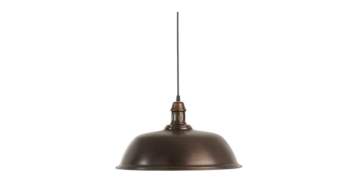 Hanglamp Industrieel Bruin