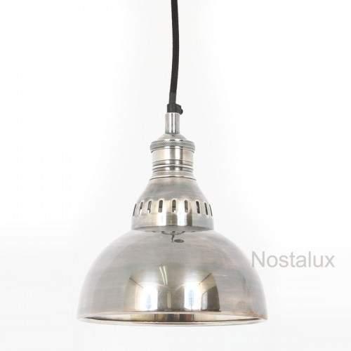 Nostrieel Dakota Hanglamp Antiek Zilver
